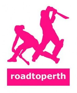 Road to Perth Logo