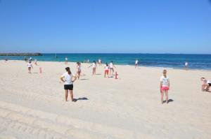 Beachcricket